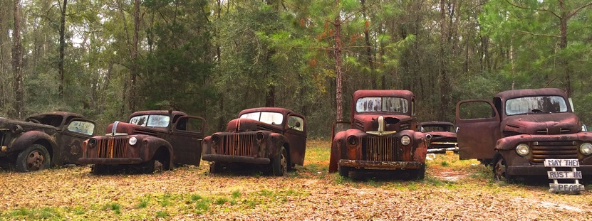 Old Ford Graveyard